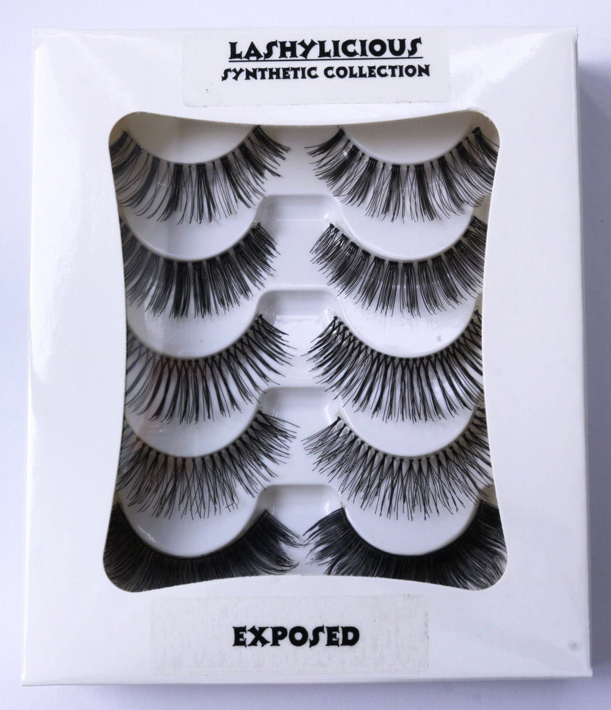 Exposed Set - Synthetic Collection - Lashylicious