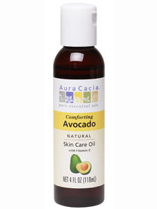 Avocado Skin Care Oil 4 oz