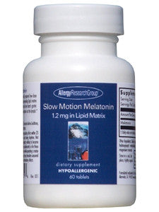 Slow Motion Melatonin 1.2mg 60 tabs