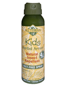 Kids Herbal Armor Continuous Spray 3 oz