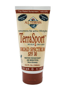 TerraSport SPF30 Sunscreen Lotion 6 oz