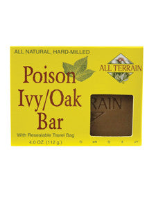 Poison Ivy/Oak Bar 4 oz