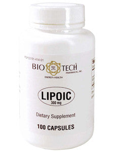 Lipoic 300 mg 100 caps