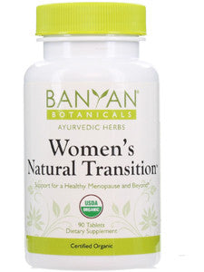 Womens Natural Transition Org 90 tabs