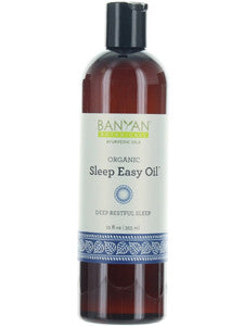 Sleep Easy Oil Organic 12 oz