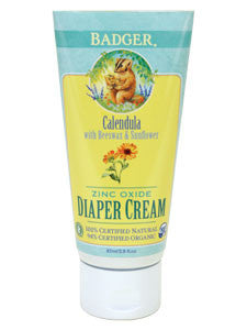 Zinc Oxide Diaper Cream 2.9 fl oz