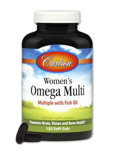 Womens Omega Multi120 softgels