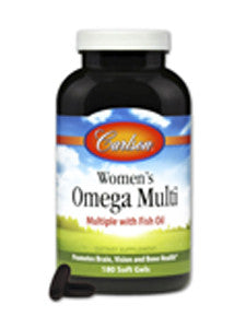 Womens Omega Multi 180 softgels