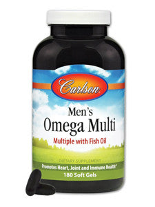 Mens Omega 3 180 softgels