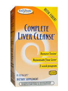 Complete Liver Cleanse 84 vcaps