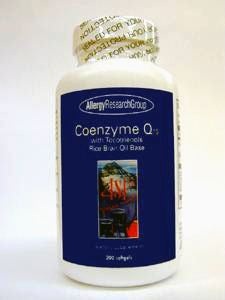 Coenzyme Q10 with Tocotrienols 200 gels