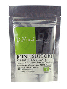 Joint Support Cats & Small Dogs 45 chews