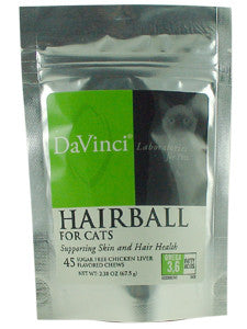 Hairball for Cats 45 chews