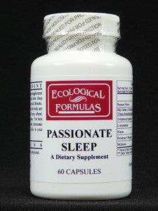 Passionate Sleep 60 caps