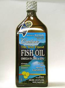Finest Fish Oil Omega 3 500 ml