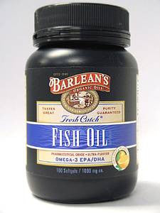 Fresh Catch Fish Oil 1000 mg 100 gels