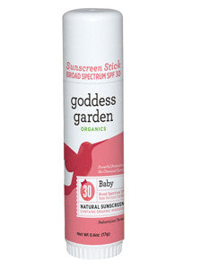 Baby SPF 30 Natural Sunscreen Stick .6oz