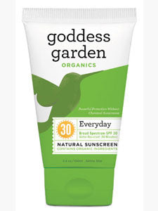 Everyday Natural Sunscreen Tube 3.4 oz