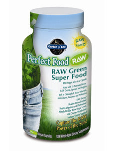 Perfect Food RAW 240 vcaps