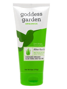 After-Sun Gel with Aloe Vera  6 fl oz