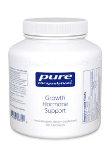 Growth Hormone Support 180 vcaps
