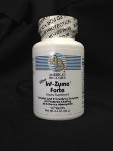 Ultra Infla-Zyme  Forte 90 tabs