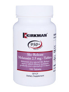 Slo-Release Melatonin 2.5 mg 150 tabs