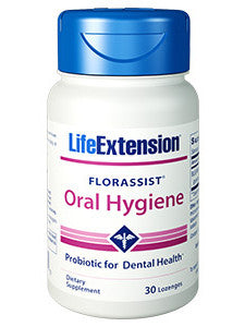 Florassist Oral Hygiene 30 lozenges