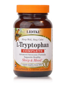 L-Tryptophan Complete 60 caps