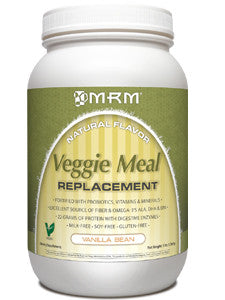 Veggie Meal Replace Vanilla 3 lb