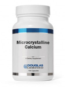 Microcrystalline Calcium 100 caps