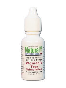 Womens Tear Stimulation Eye Drops .5 oz
