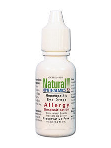 Allergy Desensitization Eye Drops 0.5 oz
