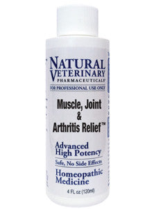 Muscle Joint & Arthritis Relief 4 oz