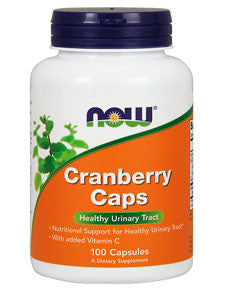 Cranberry Concentrate 100 caps