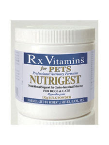 NutriGest for Dogs & Cats Powder 132 gms