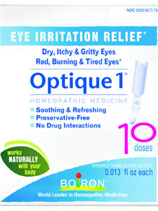 Optique 1  Eye Drops 10 doses