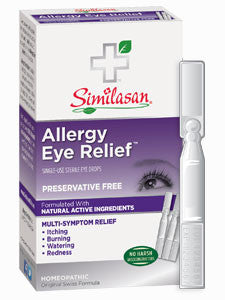 Allergy Eye Relief 20 singles