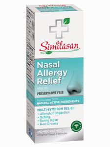 Nasal Allergy Relief 20 ml