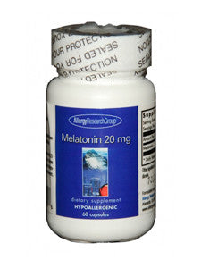 Melatonin 20 mg 60 caps