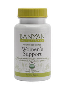 Womens Support Organic 90 tabs