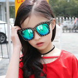 Girl's Big Frame Sunglasses