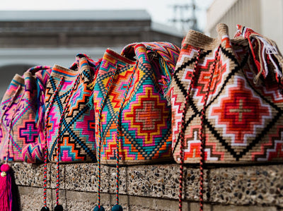 Discover our Wayuu Collection