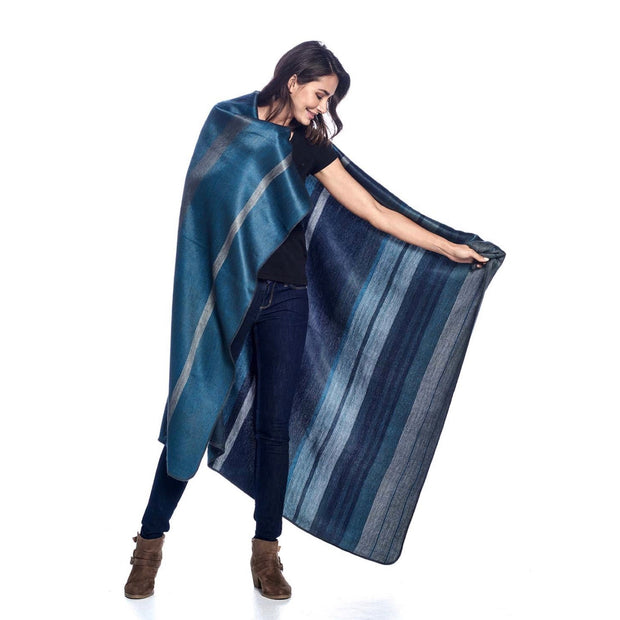 Alpaca Throw Calypso - Bootsologie