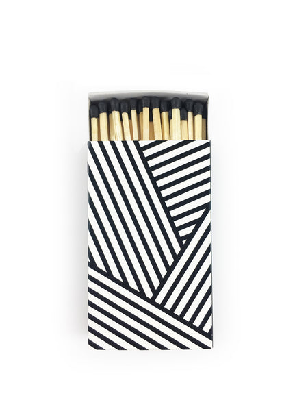 Large Matchbox - Stripes