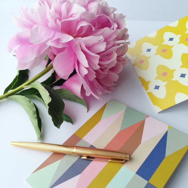 Pattern Notecards - Set of 6