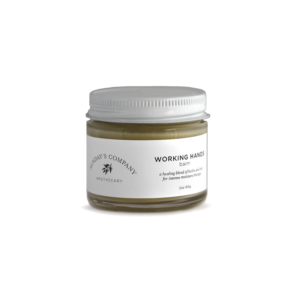 Working Hands Balm