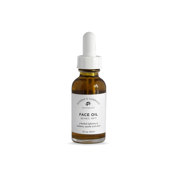 Face Oil - Acneic