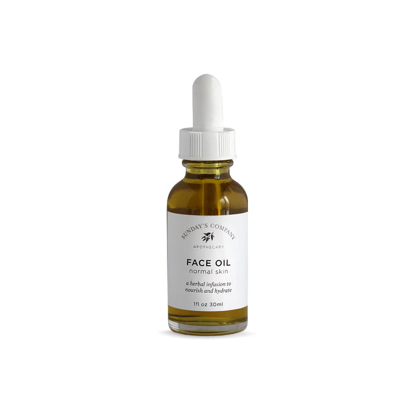 Face Oil - Normal