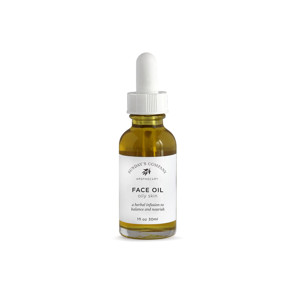 Face Oil - Oily